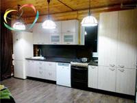 Прямая кухня Ульяновск: Для дачи