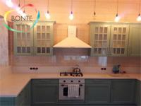 П-образные кухни: Портофино