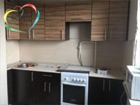 Прямая кухня Ульяновск: Зебрано
