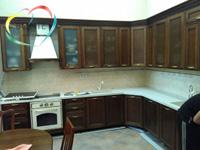 Угловые кухни Ульяновск: Квадро решётка