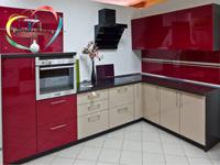 Угловые кухни Ульяновск: Вишня